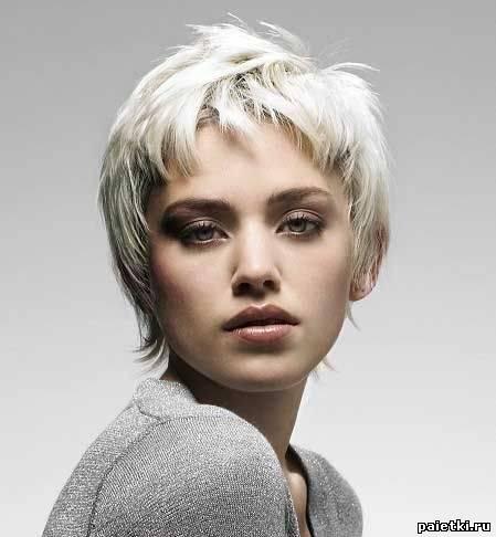 Стрижки блондинки мелированные волосы - 423b6
