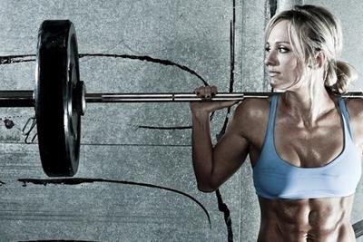 Фитнес-программа для снижения веса и укрепления мышц  (3 раза в неделю)