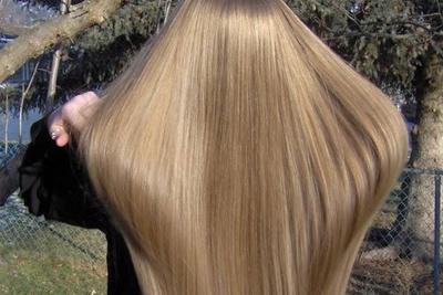 Маска против пушистости и намагничивания волос