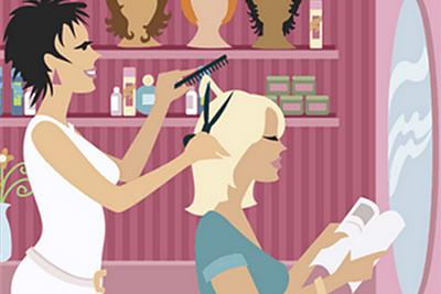 Фразы, которые чаще всего звучат в парикмахерской