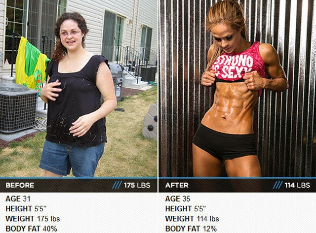 убрать жир с живота за 4 дня