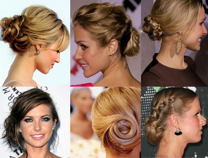 Прическа гулька на длинные и средние волосы - Твои локоны 22