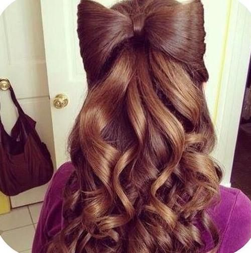 Прически на длинные волосы для девочек 9 лет своими руками